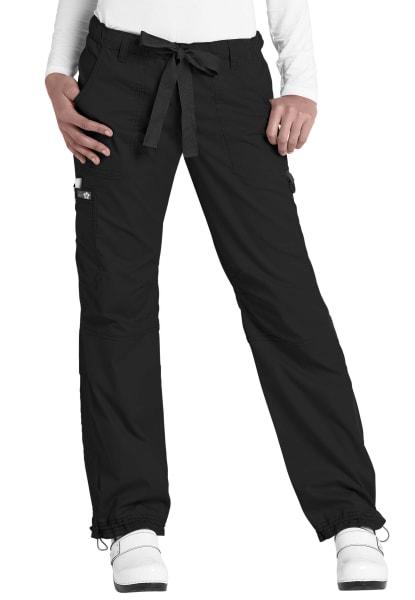 Details about  /Koi Scrub Bottom Size PXS Orange NWT Comfort Drawstring