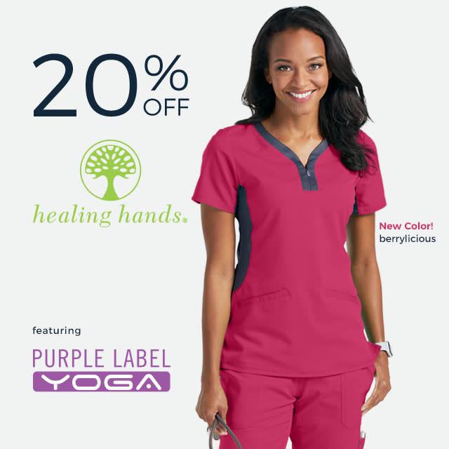 20% off Healing Hands!
