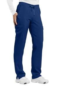 White Cross Fit Women's Cargo Pocket Scrub Pants (373W)