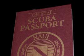 NAUI Passport Scuba Diver