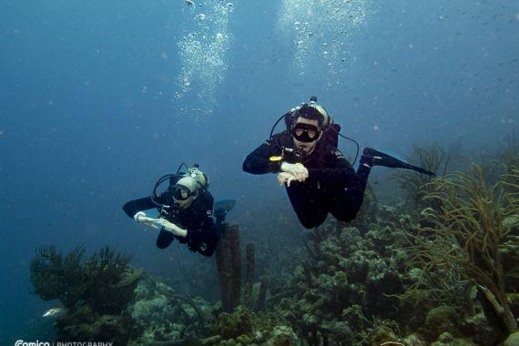 Scuba Divers NAUI