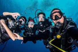 Curso Scuba Diver NAUI