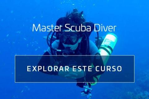 Master Scuba Diver