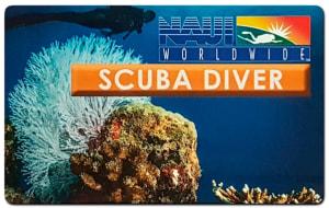 Credencial Scuba Diver