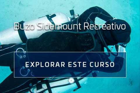 Buzo Sidemount Recreativo