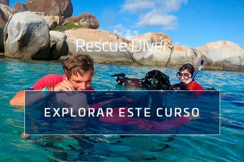 Rescue Scuba Diver