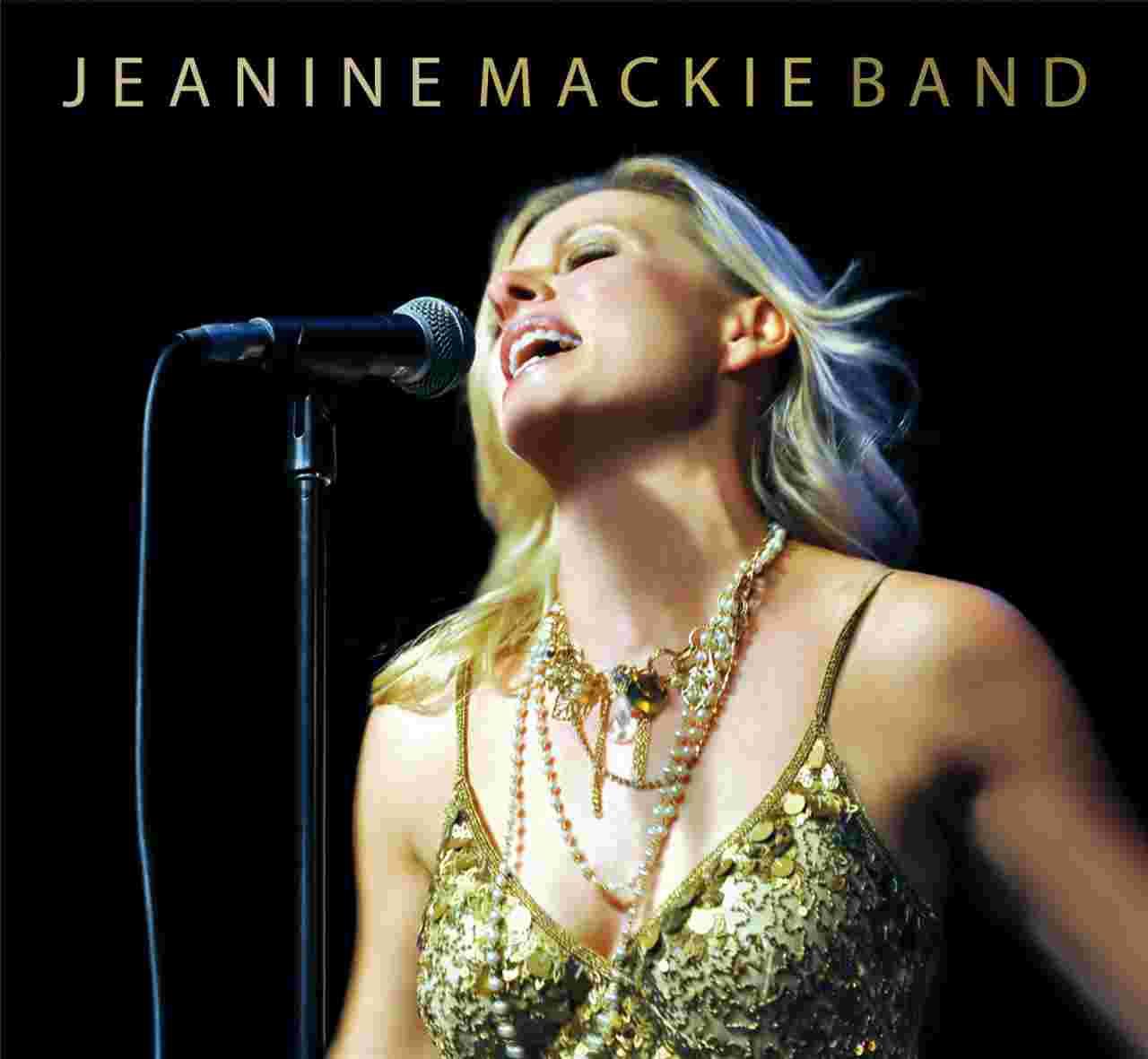 Jeanine Mackie