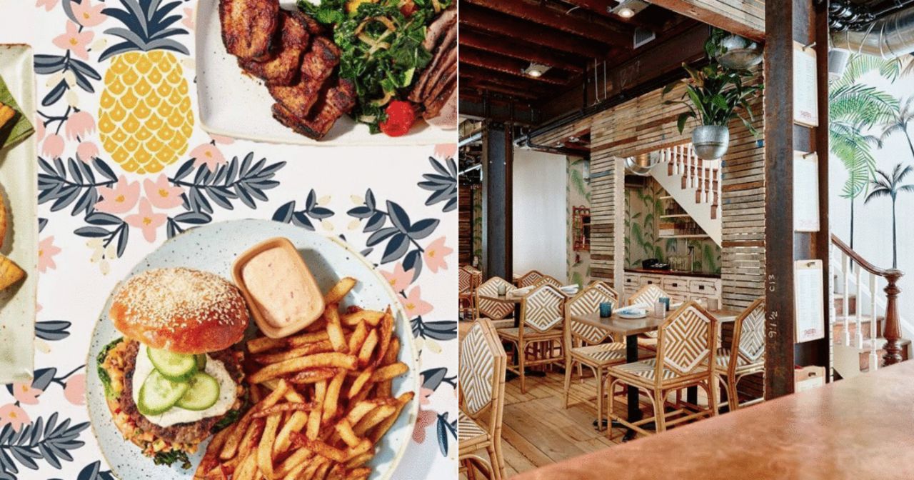 This Jamaican Spot In Toronto Will Make You Feel As Though You're Down In The Caribbean