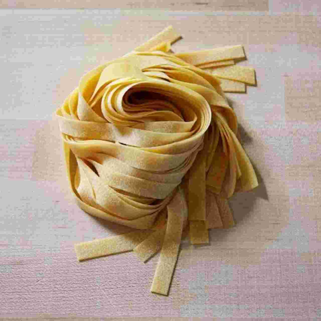 When Pasta Speaks
