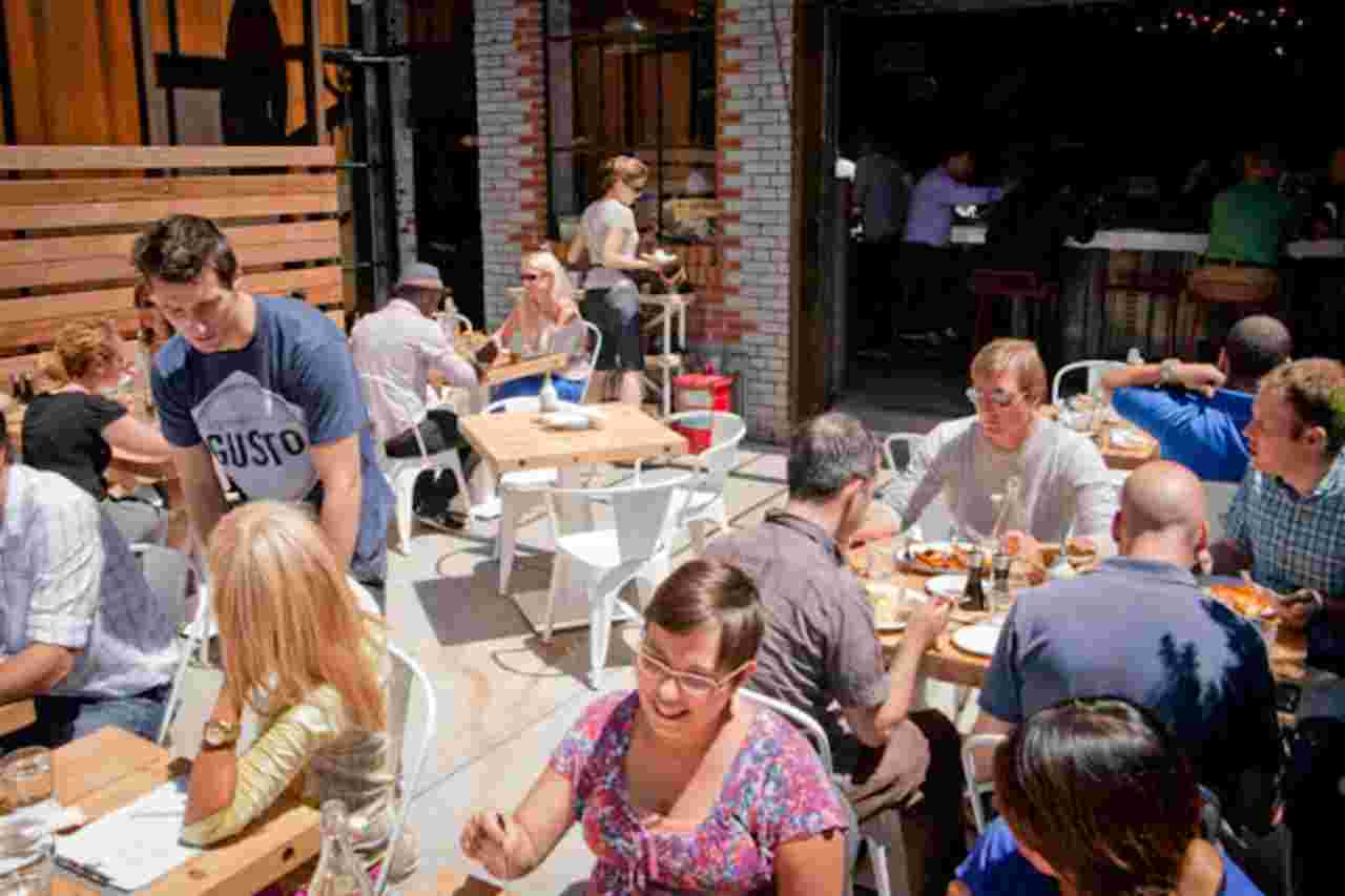 New Toronto patios for 2012: Gusto 101