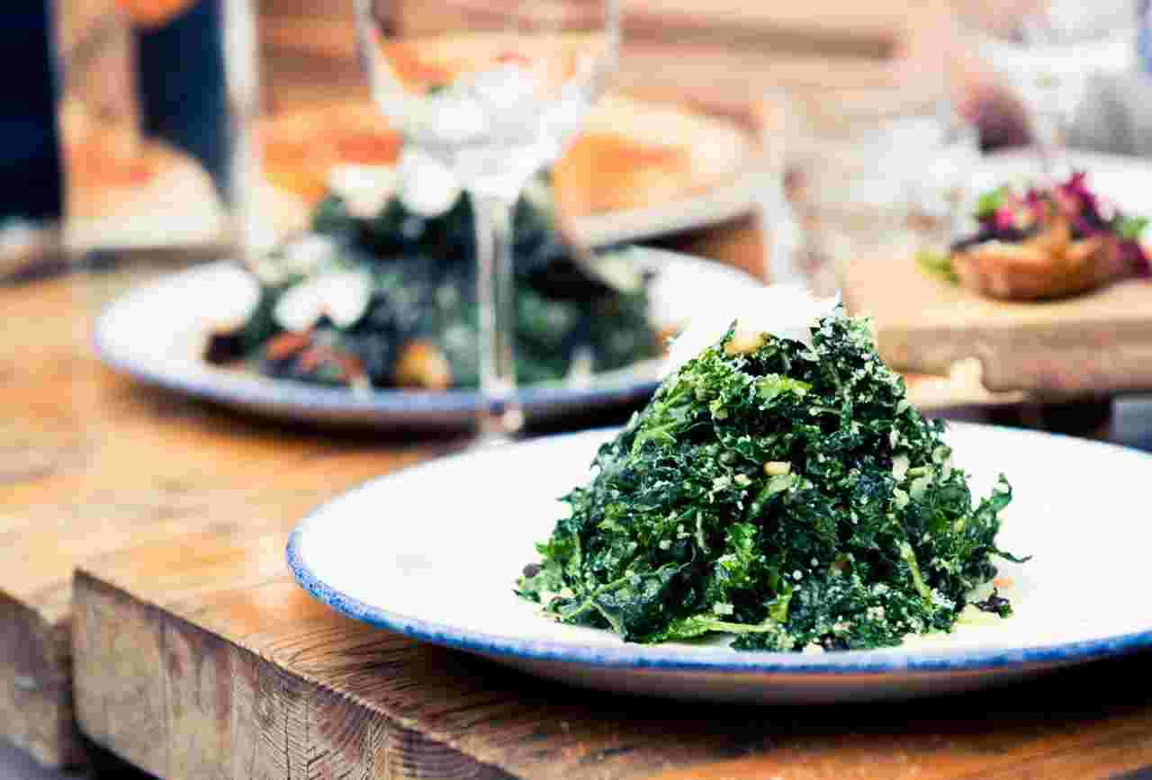 Gusto 101's kale salad nutritious, but not exactly virtuous: The Dish