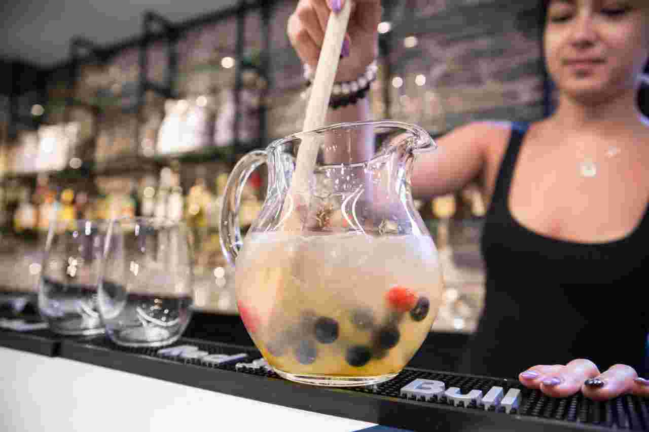The Best Sangria in Toronto