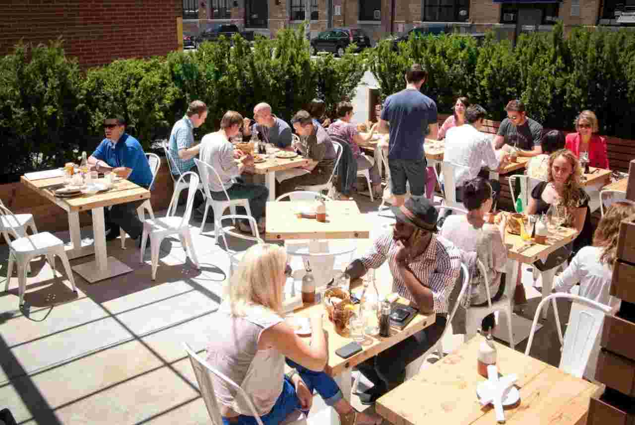 The Best Patios in Toronto
