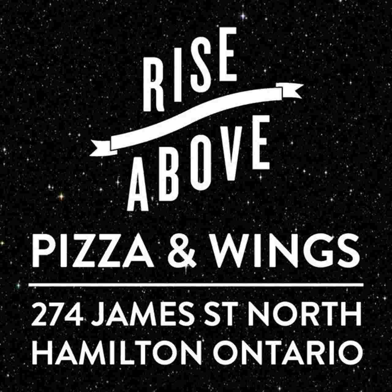 Rise Above Restaurant | Home