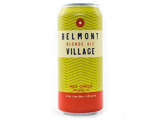 Belmont Village Blonde Ale