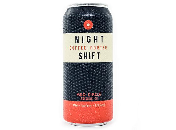 Night Shift Coffee Porter