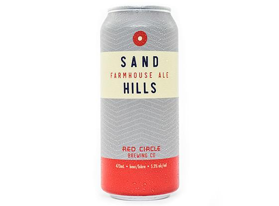 Sand Hills Farmhouse Ale