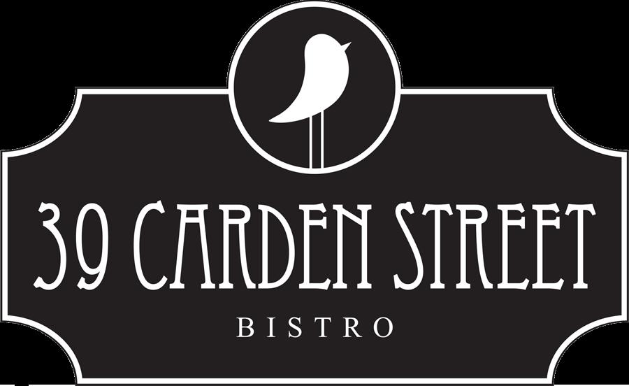 39 Carden Street Bistro Logo