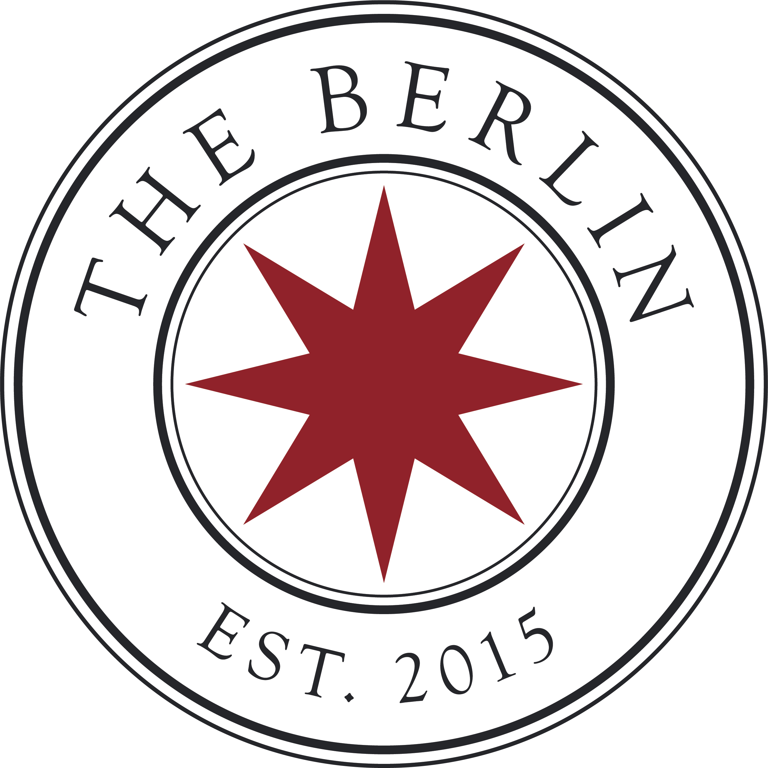 The Berlin Logo