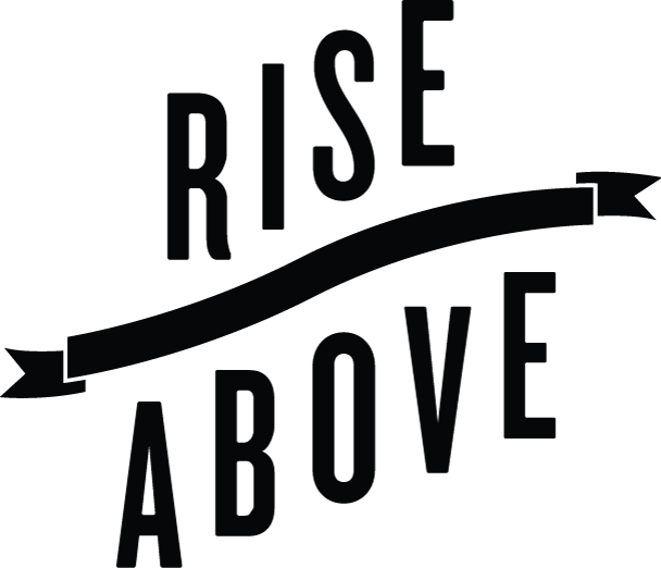 Rise Above Restaurant Logo