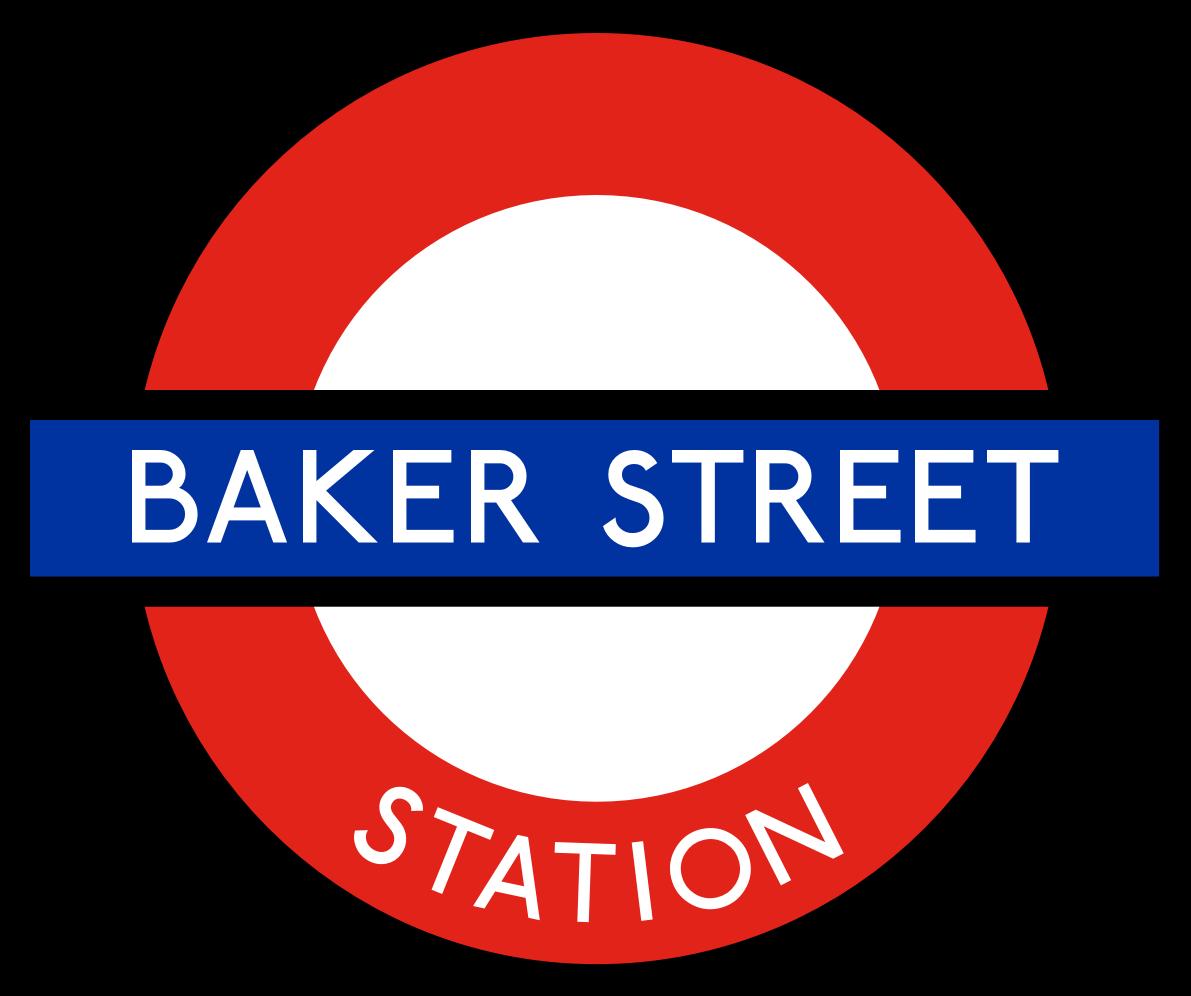 Baker Street Station Logo