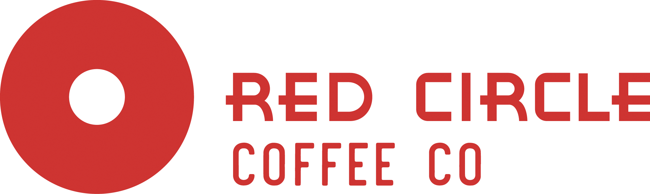 Red Circle Coffee Co. Logo
