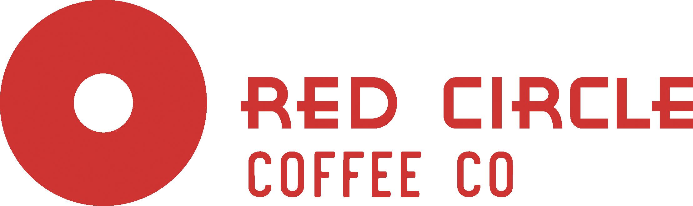 Red Circle Coffee Co. Logo