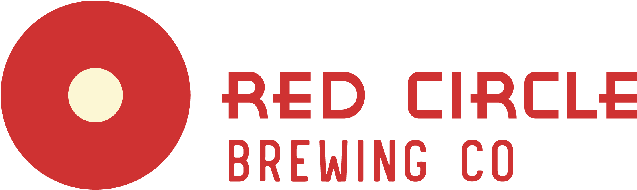 Red Circle Brewing Co. Logo
