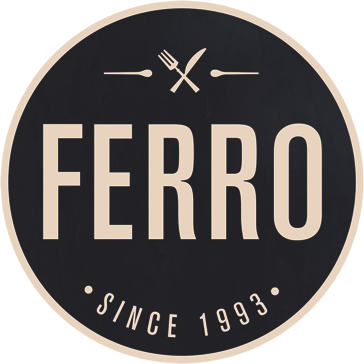 Ferro Bar Cafe Logo