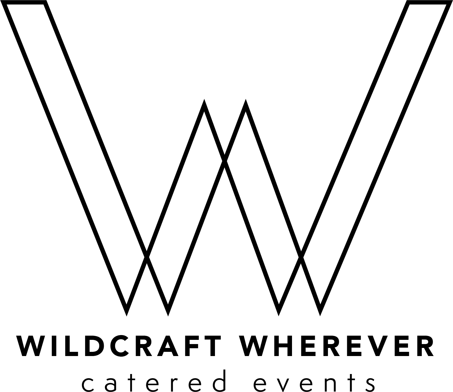 Wildcraft Wherever Catered Events Logo