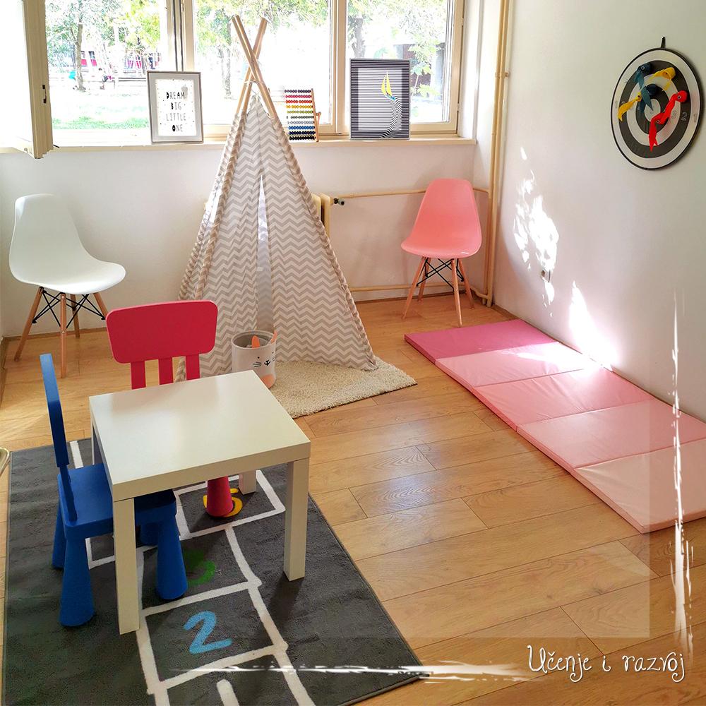 Učenje i razvoj - Boravak za decu