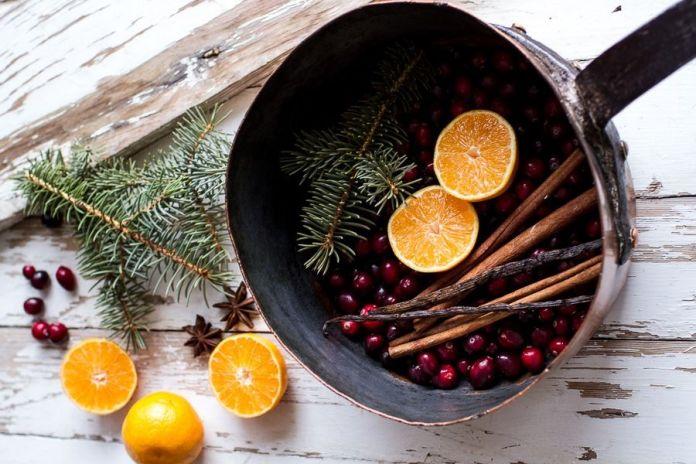 Μυρωδιες Χριστουγεννων