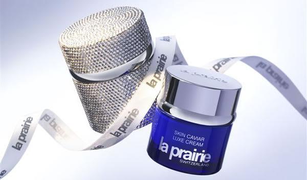 La Prairie Jeweled Skin Caviar Luxe Cream