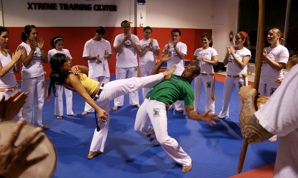 capoeira jogo