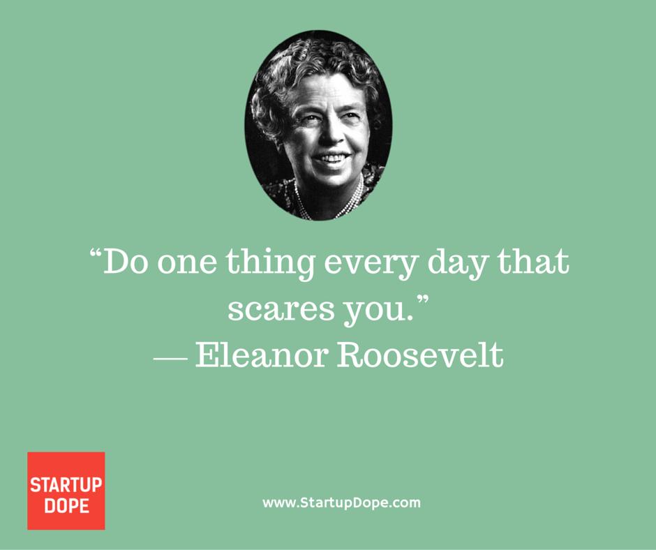Do_OneThing_Eleanor_Roosevelt