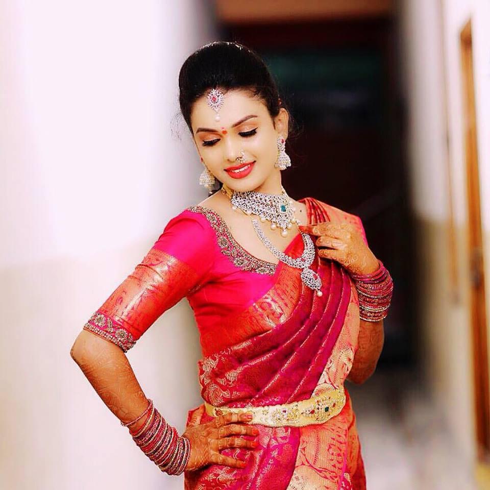 Sumangali Designer Portfolio Makeup Artist Bangalore