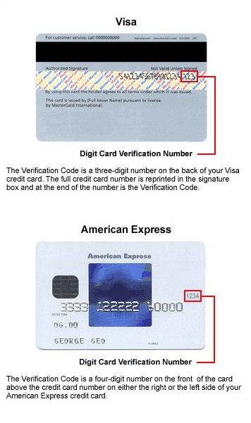 CCV Information