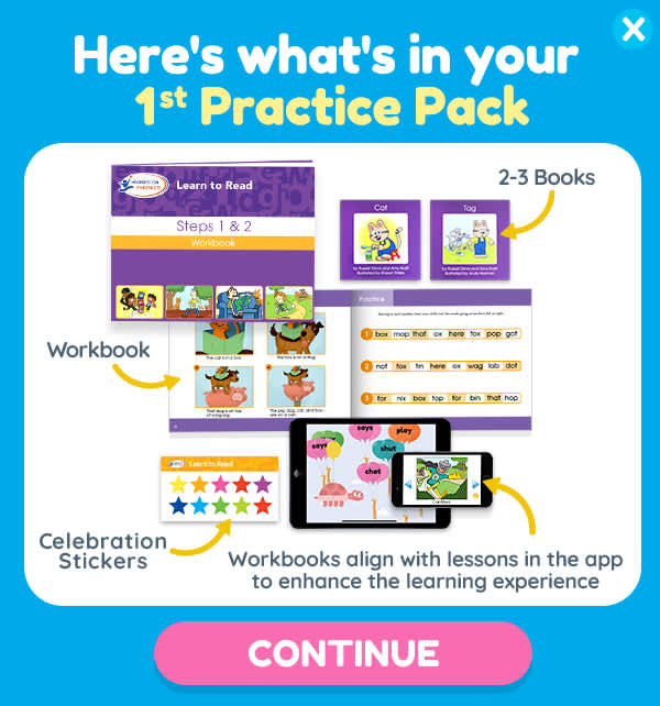 Get Your First Practice Pack Free