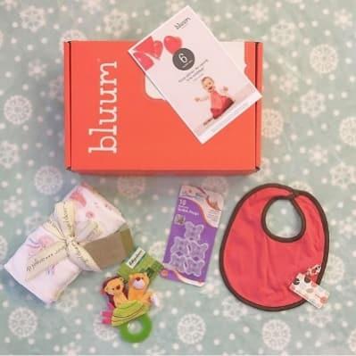Bluum box contents