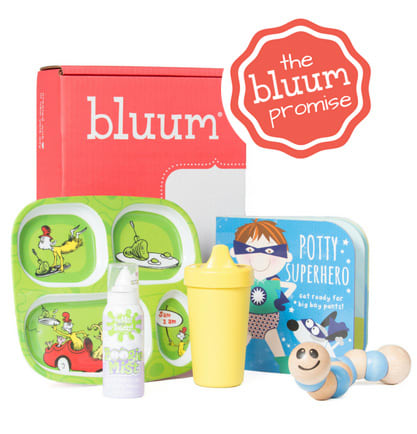 The Bluum promise