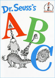 Dr. Seuss's ABC sku:00001603