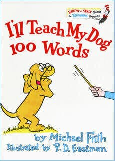 I'll Teach My Dog 100 Words sku:00001630