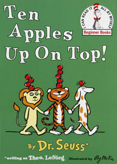 Ten Apples Up On Top! sku:00001677