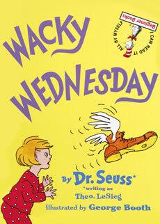 Wacky Wednesday sku:00001607