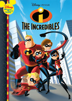 The Incredibles sku:00006977