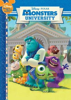 Monsters University sku:00006987