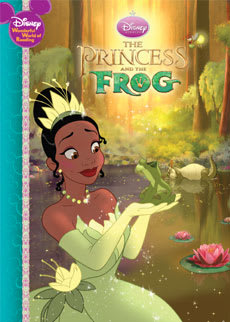 The Princess and the Frog sku:00006962