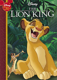 The Lion King sku:00006955