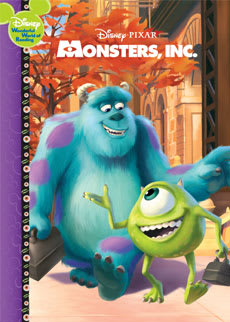 Monsters Inc. sku:00006963