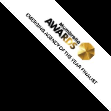 Mumbrella agency of the year badge